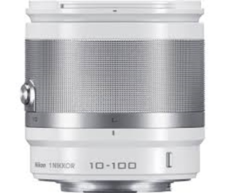 1 Nikkor 10-100mm F4-5.6 VR Blanco