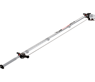 Action Jib Kit Negro/Rojo