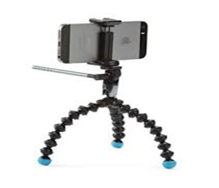 GripTight GorillaPod Video Negro / Azul