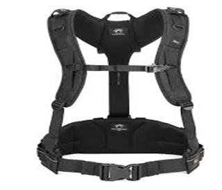 S&F Technical Harness Negro