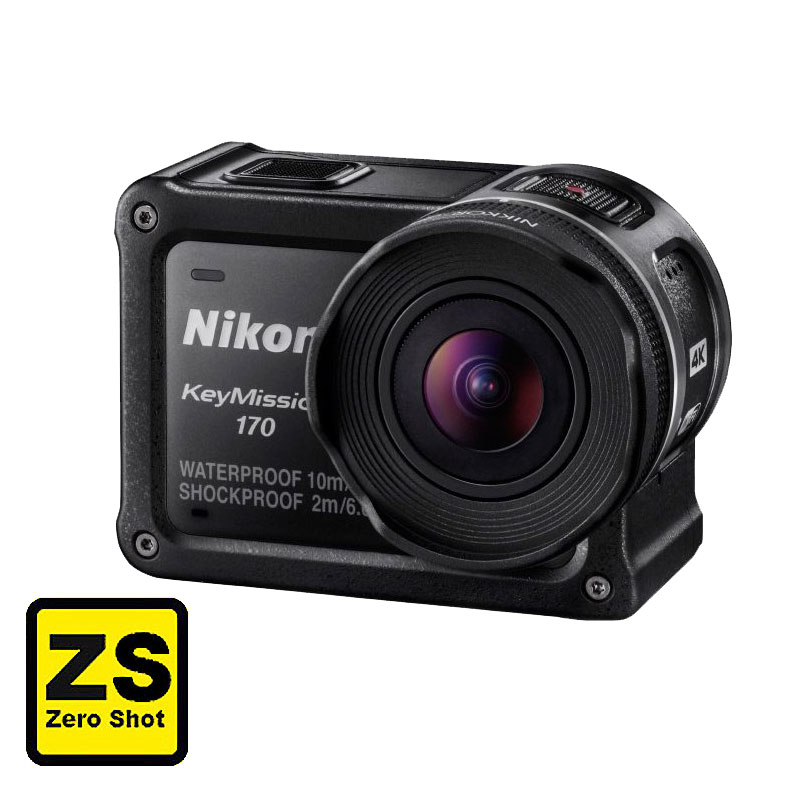 Nikon KeyMission 170 (Zero Shot)