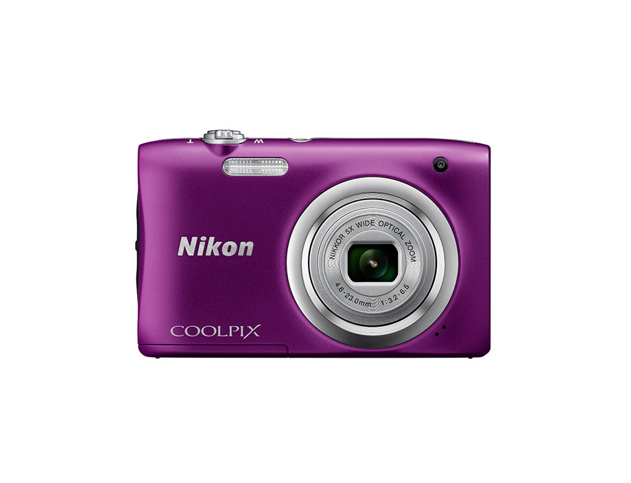 Nikon Coolpix A100 Purpura