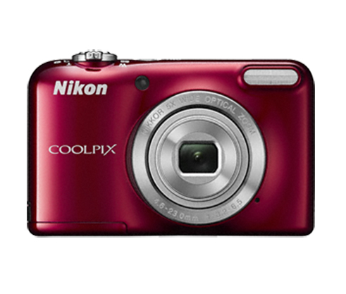 Nikon COOLPIX L29 RED