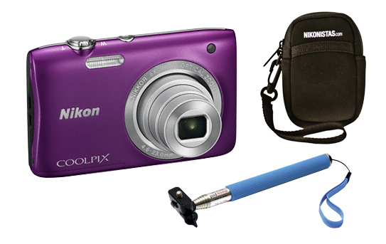 COOLPIX A100 Purpura