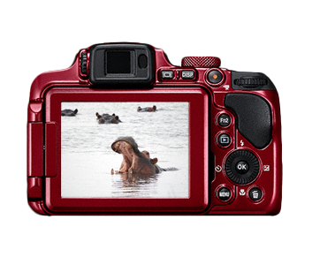COOLPIX B700 + FUNDA