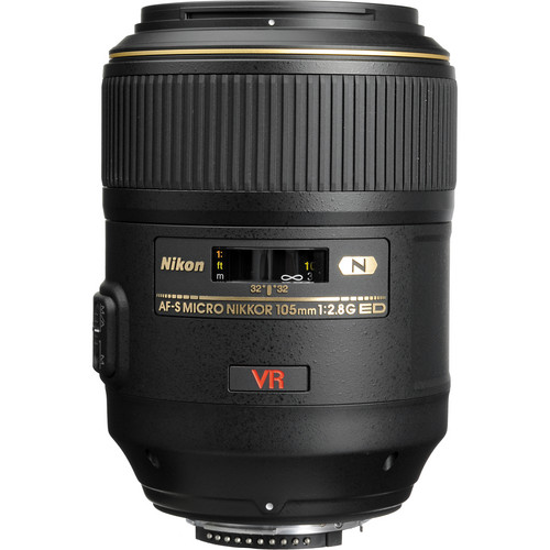 NIKKOR Micro AF-S VR 105mm F2.8G IF-E  (Zero Shot)