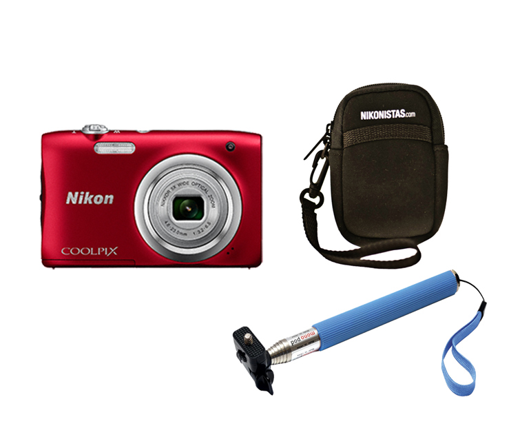 COOLPIX  A100 Red