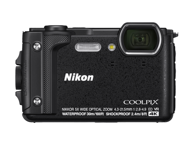COOLPIX W300 Black