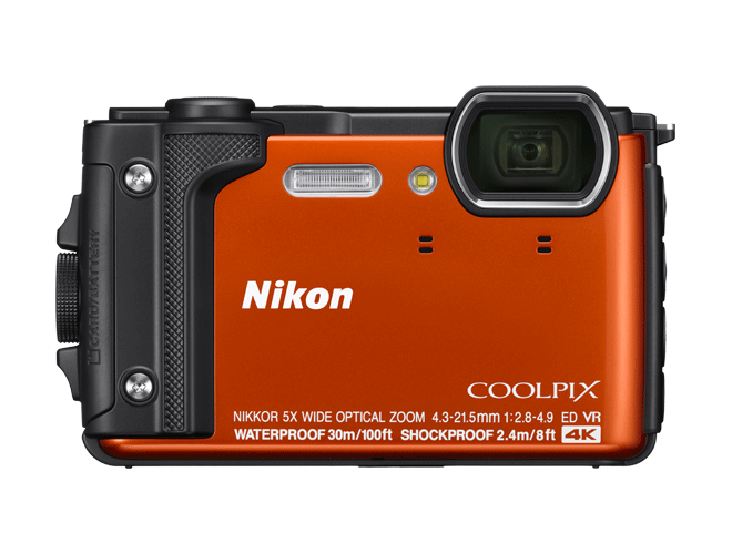 COOLPIX  W300 Orange