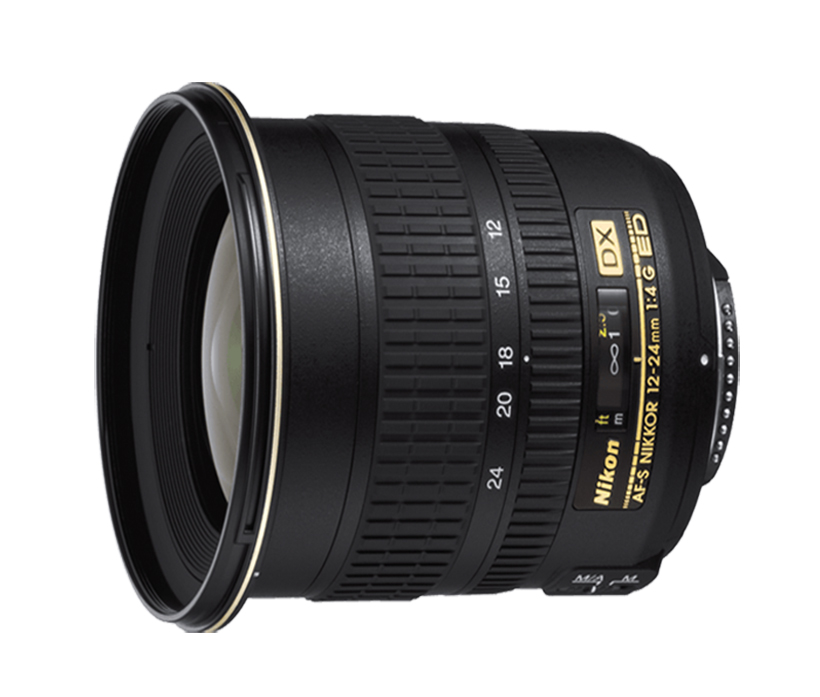 Objetivo AF-S DX NIKKOR 12-24mm f/4G IF-ED