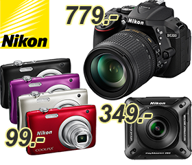 Black Friday Cámaras Nikon