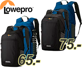Black Friday Mochilas Lowepro