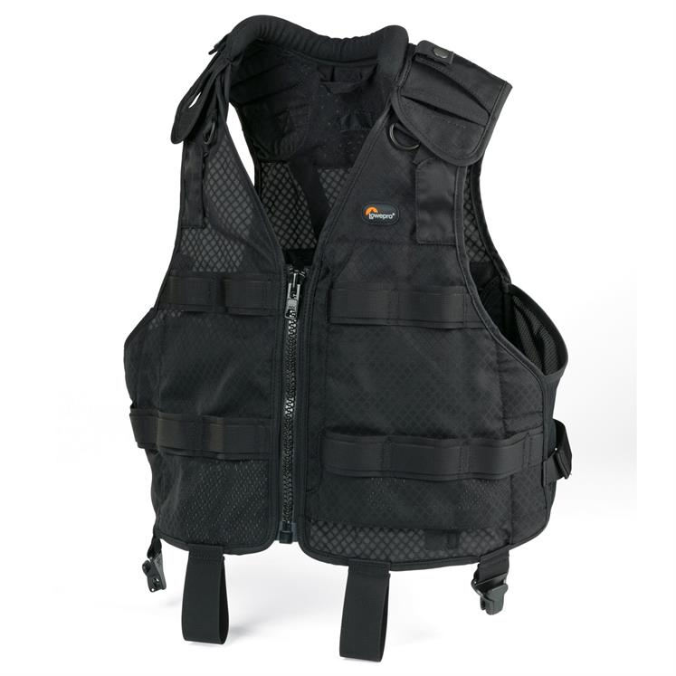 S&F Technical Vest (L/XL) Negro