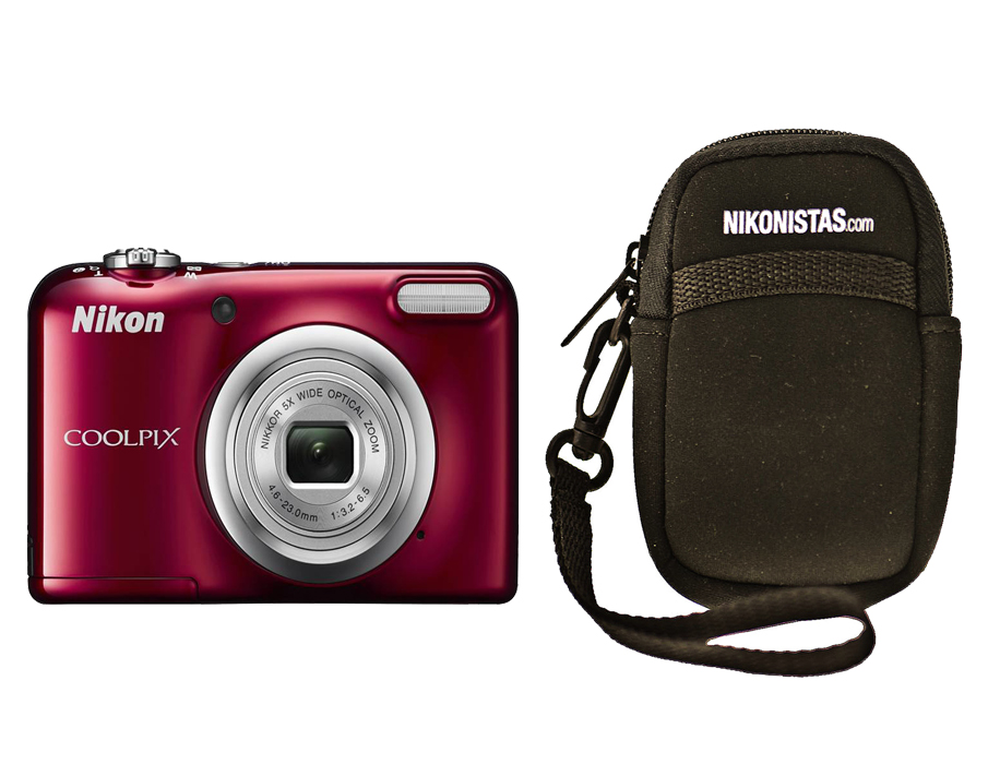 COOLPIX L31 Red  Kit (Outlet)