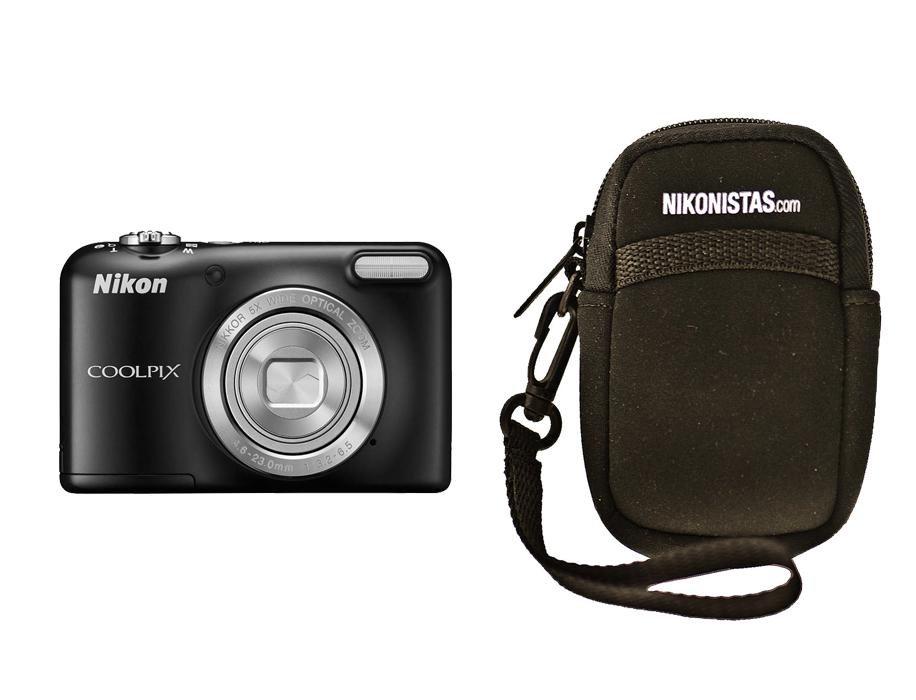 COOLPIX L31 Black Kit (Outlet)
