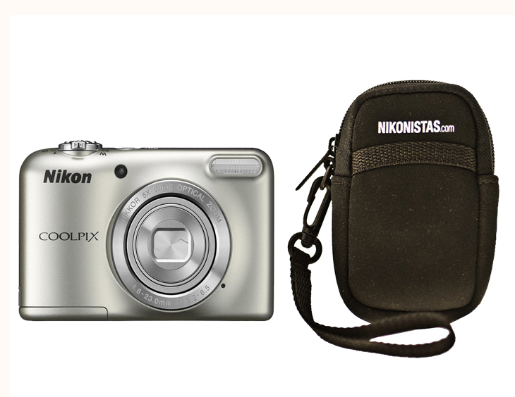 COOLPIX L31 Silver Kit (Outlet)