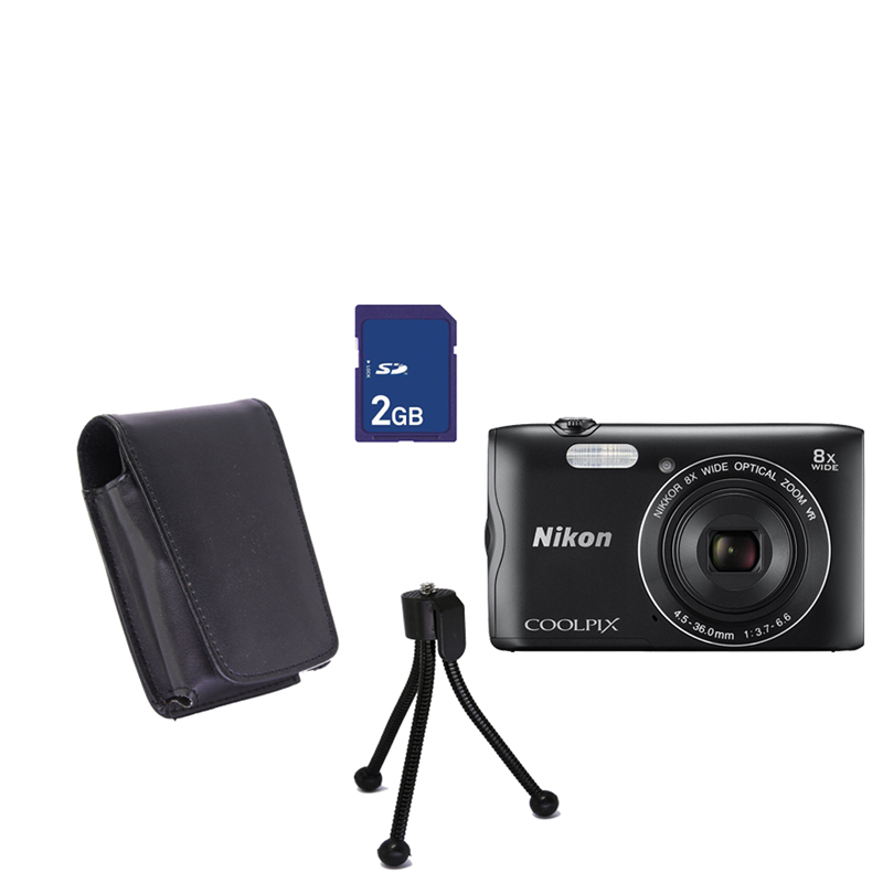 COOLPIX  A300 Promo Black