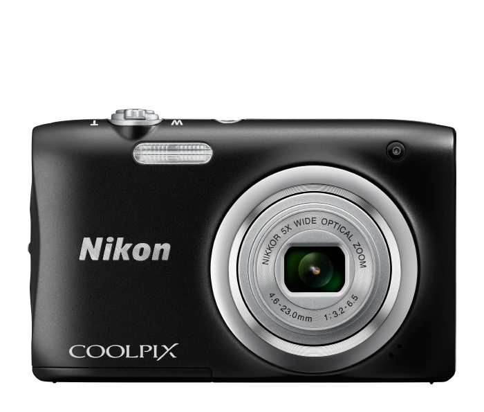 COOLPIX A100 Black (Zero Shot)