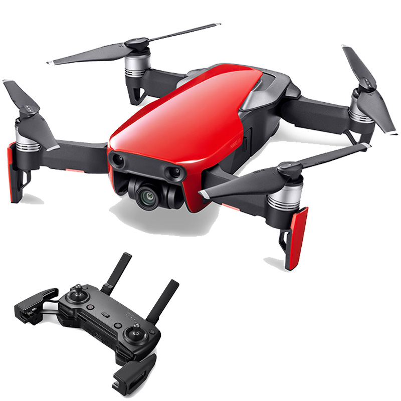 Dron DJI MAVIC AIR  Flame Red