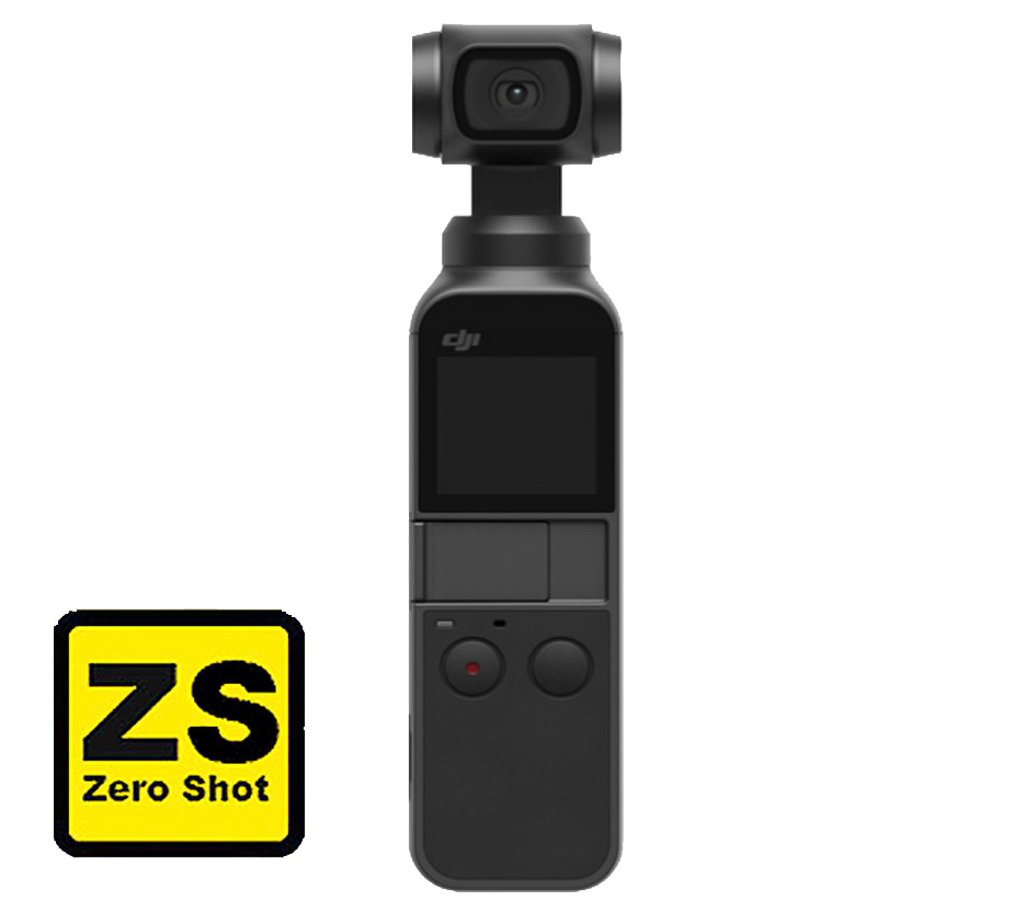 Estabilizador DJI Osmo Pocket (Zero Shot)