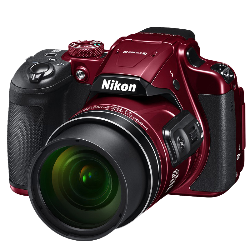 COOLPIX B700 RED