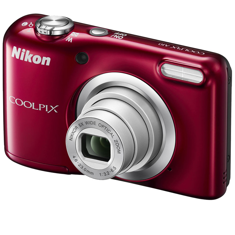 Cámara Nikon COOLPIX A10 Red