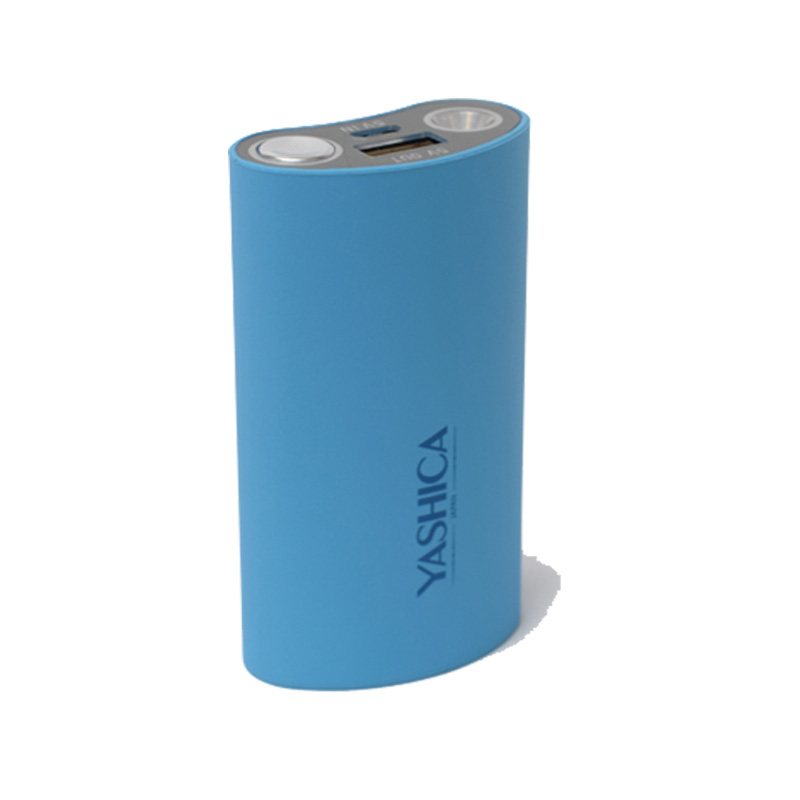 Power Bank 5000 mAh Blue
