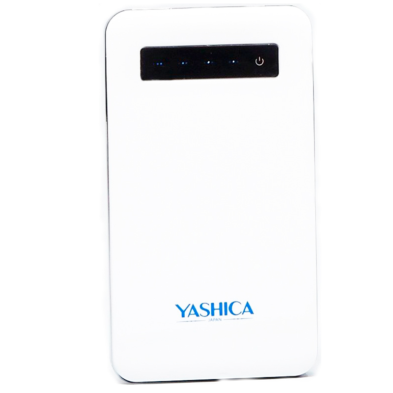 Power Bank 10000 mAh White