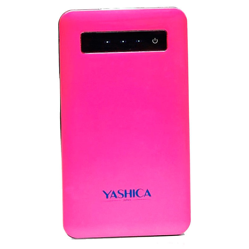 Power Bank 10000 mAh Magenta