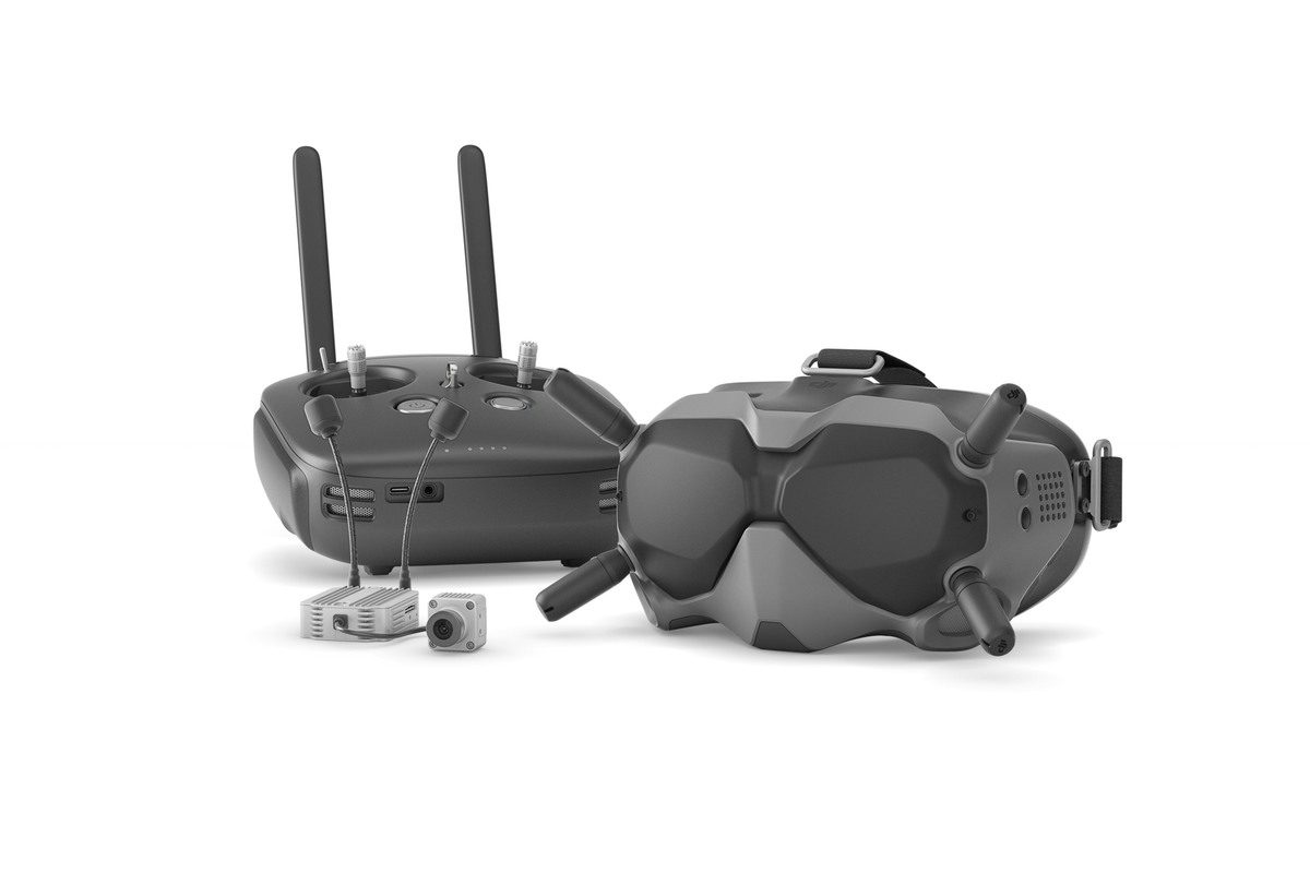 DJI Goggles FPV Fly More Combo (Mode 1)