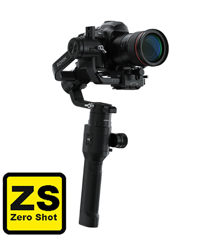 Estabilizador DJI Ronin-S Essential Kit (Zero Shot)